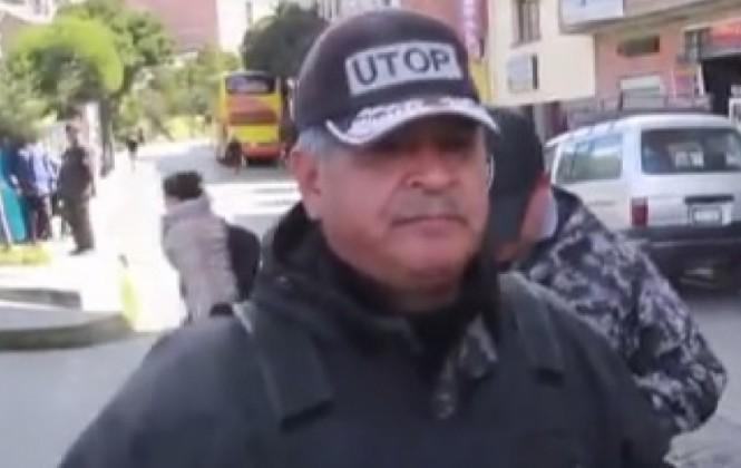 Video: Agente policial amenaza a cineasta que filma la protesta de personas con discapacidad