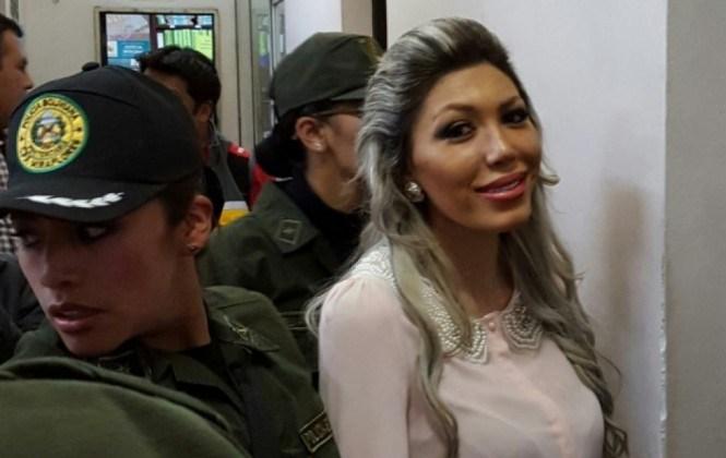 Dictan nueva detención preventiva contra Zapata por uso indebido de bienes de la Presidencia