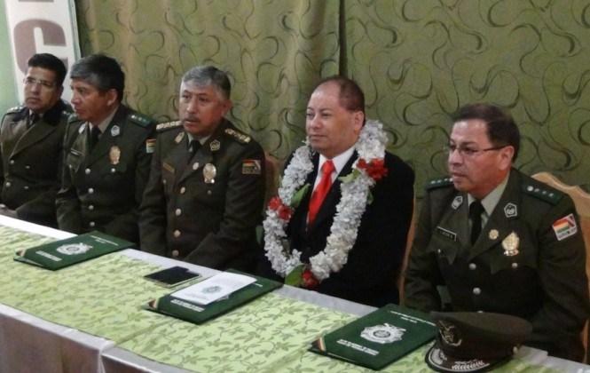 Ministro de Gobierno destaca reducción de índices de criminalidad en El Alto