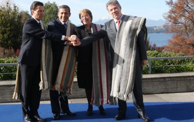 Evo critica a la Alianza del Pacífico, pero ésta absorbe 5 veces más exportaciones de Bolivia que el ALBA