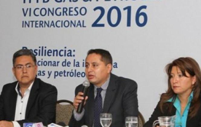 Congreso YPFB: Expertos tratarán los desafíos del desarrollo tecnológico en la industria hidrocarburífera