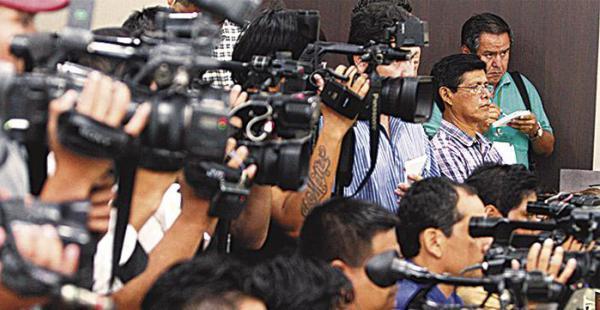 La prensa está en alerta nacional