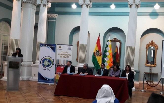 Solo el 11% de refugiados es asalariado y apenas el 2% tiene casa propia en Bolivia