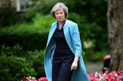 La ministra del Interior británica, Theresa May, afirmó que