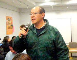 Antonio Vargas.