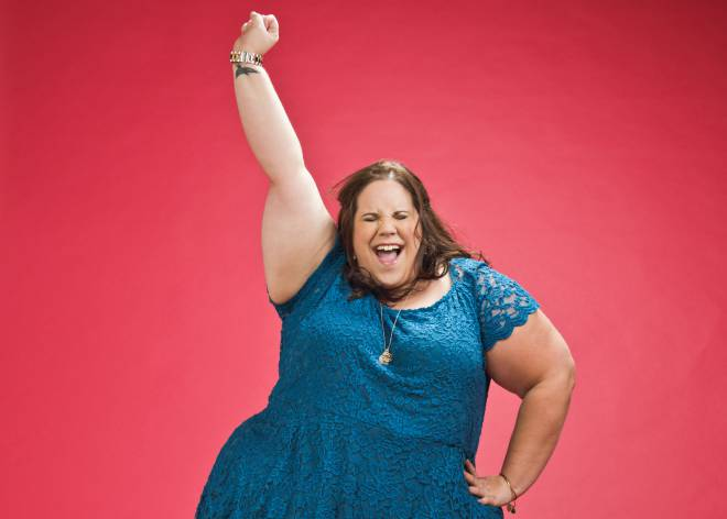 Esta es la bailarina de 172 kilos que ha conquistado Internet