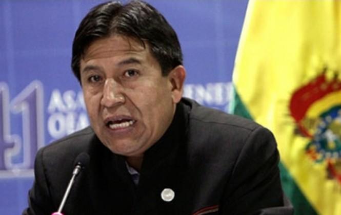 Canciller Choquehuanca gestiona viaje a puertos chilenos por la vía diplomática
