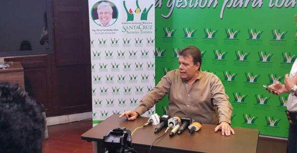 Joaquín Crapuzzi, responsable de SER, reveló que los distritos que más deben son los más ricos