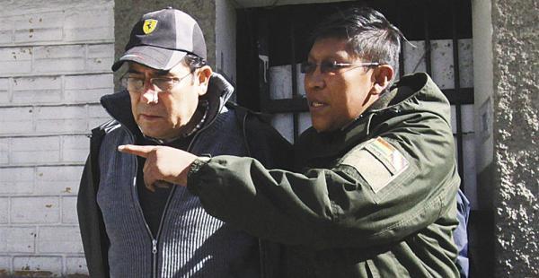 El excomandante del Ejército Fernando Zeballos fue enviado a la cárcel por no concluir obras en los cuarteles