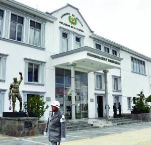 Ejército falló en la ejecución de cinco puestos, según informes