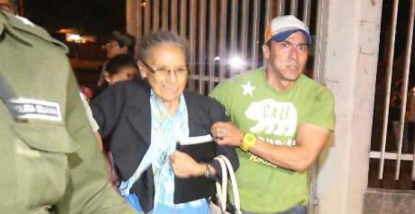 Miriam Guzmán, titular del ente electoral de la