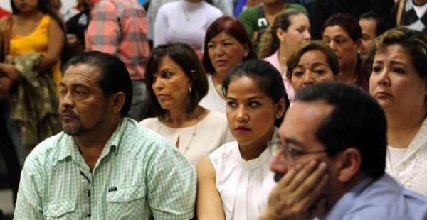 Los seis concejales, exconcejales y actuales funcionarios de la Alcaldía que fueron demandados