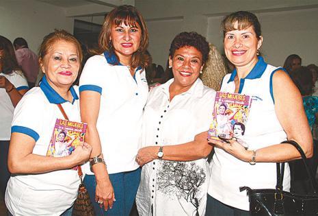 Amazonas. Susana Higa, Beatriz Martínez, Blanca Arteaga Y Mirian  Bejarano