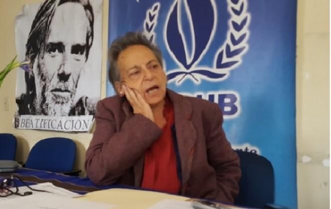 Presidenta de la APDHB dice que cree en la inocencia de Leopoldo Fernández