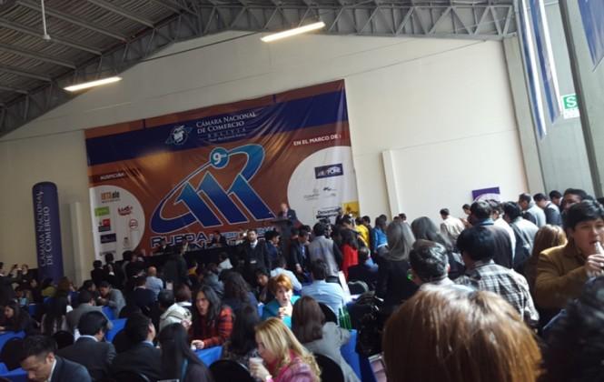 Rueda Internacional de Negocios La Paz Expone reúne a 250 empresas de 14 países