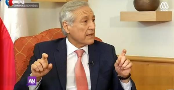 Entrevista Muñoz en Chile