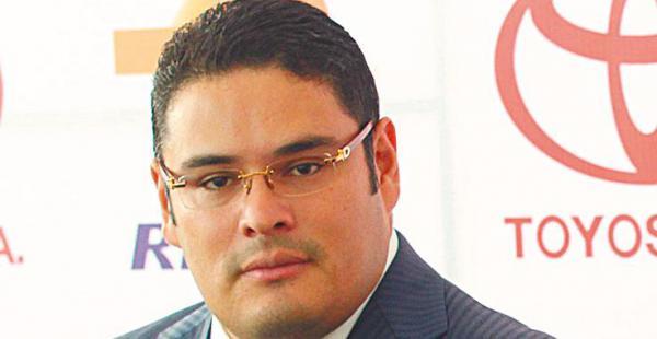 El empresario Érick Saavedra es embajador de Bolivia en Japón