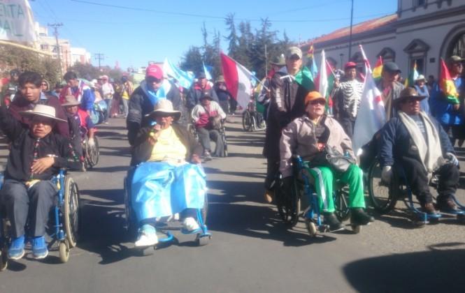 Un evento solidario pretende recaudar fondos para que discapacitados retornen a sus regiones