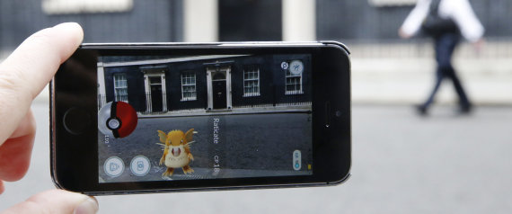 POKEMON DOWNING STREET