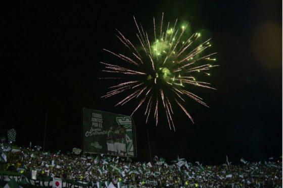 Atlético Nacional, bicampeón de la Copa Libertadores