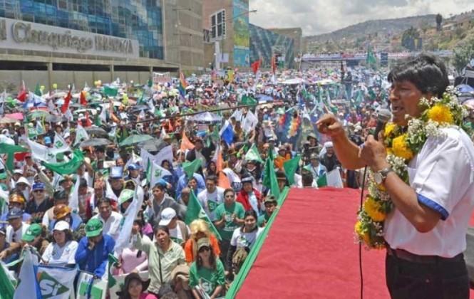 En el MAS empiezan a surgir aspiraciones presidenciales, dicen políticos oficialistas