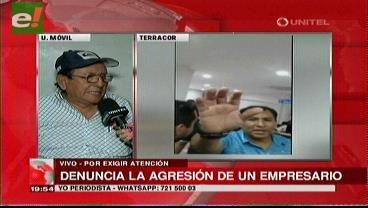 Anciano agredido en Terracor da su versión; abogado habla de sanciones