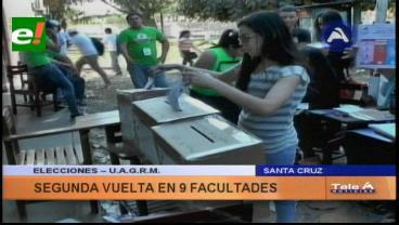 56.189 estudiantes de la Uagrm votarán este martes