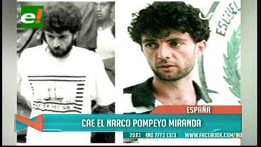 Ex reo Pompeyo Miranda cae por un atraco en España