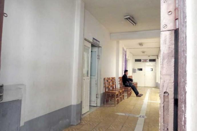 EMERGENCIA. El servicio de Urgencias pediátricas recibió a un niño de cuatro meses que falleció luego de ser tratado