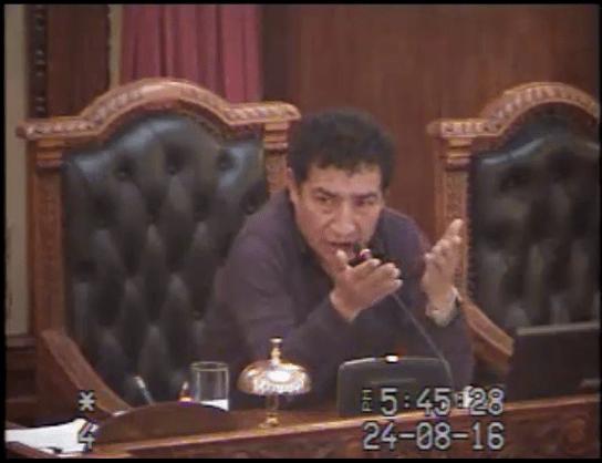 Diputados del MAS se opusieron a dar un minuto de silencio por los mineros fallecidos