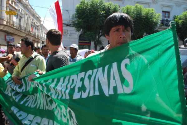 Piden a campesinos postergar los bloqueos por el 6 de agosto