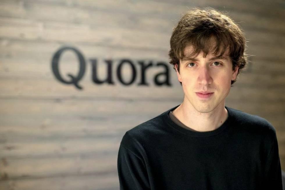 Adam D'Angelo, fundador y consejero delegado de Quora.