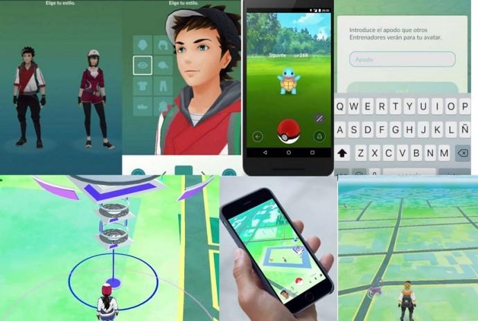 En Sucre ya comenzaron a atrapar Pokémones.