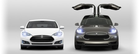 Model S And Model X