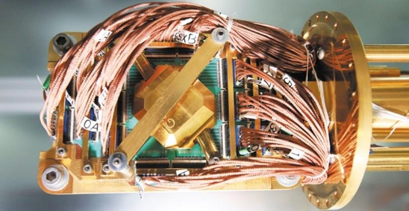 ordenador cuántico programable