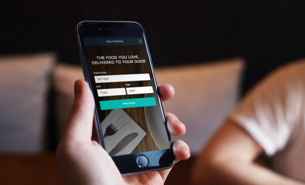 Deliveroo levanta 275 millones de dólares para potenciar su negocio
