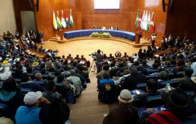 Gobierno compromete implementar esta gestión las conclusiones de la Cumbre de Justicia
