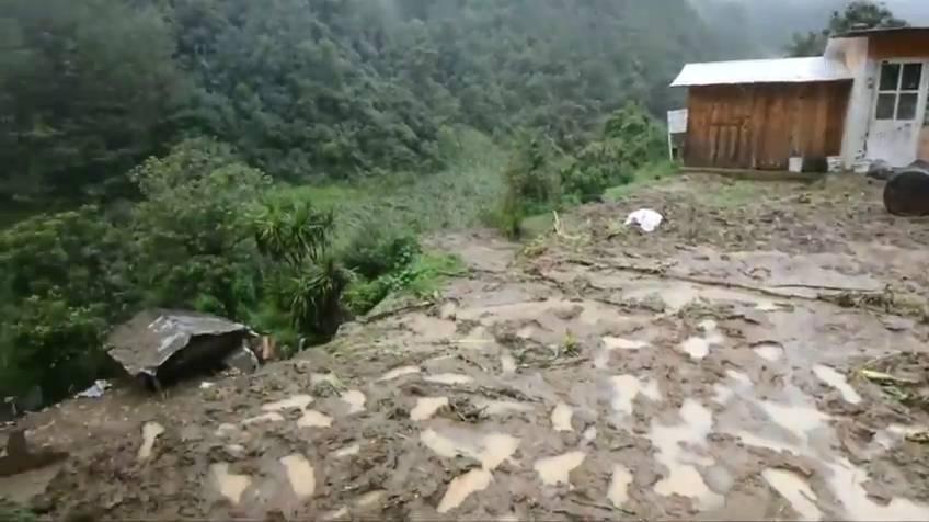 La tormenta Earl ha dejado 38 muertos en México