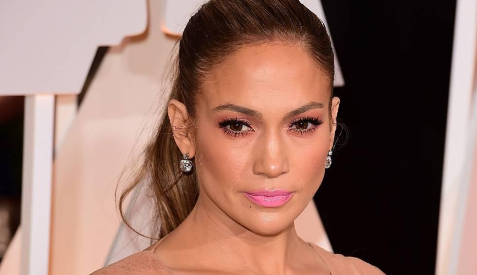La actriz Jennifer Lopez, en 2015.