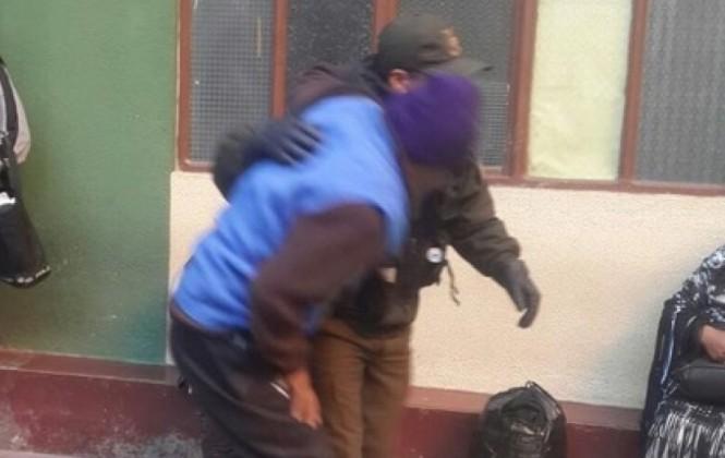 Trasladan a varios mineros heridos al hospital Holandés de El Alto