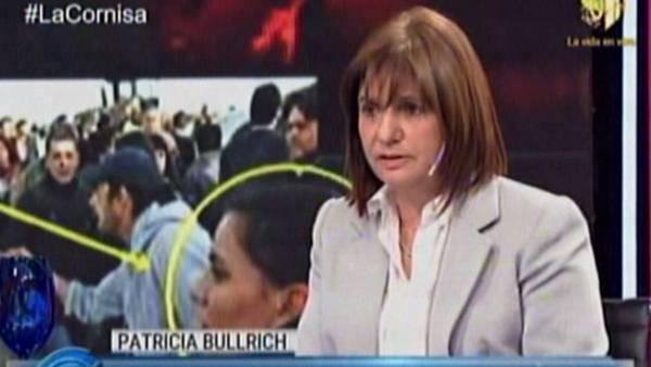 La ministra Patricia Bullrich