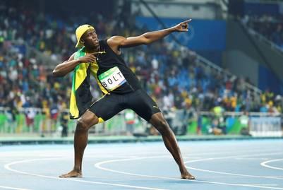 Usain Bolt sigue siendo insuperable. El velocista jamaiquino consiguió este domingo la medalla de oro en los 100 metros planos con un tiempo de 9.81 segundo en Río 2016.