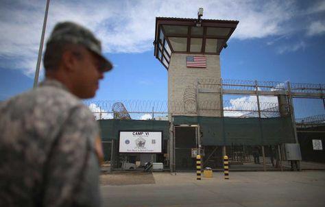 La cárcel de Guantánamo en Cuba. www.univision.com