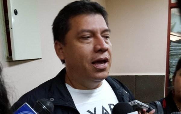 Aramayo dice que le siguen otro proceso penal por denunciar corrupción ante los medios