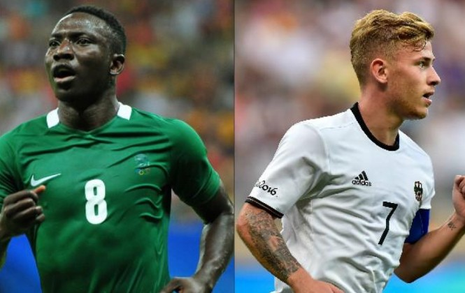 Río 2016: Alemania vence 2-0 a Nigeria y enfrentará a Brasil en la final del fútbol masculino