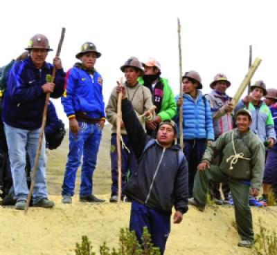 Cooperativistas anuncian el inicio de los bloqueos