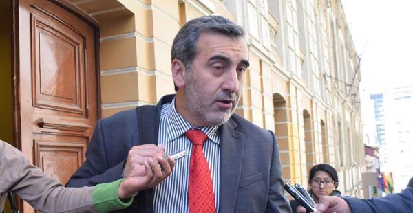 El relator especial para la Libertad de Expresión de la CIDH, el uruguayo Edison Lanza