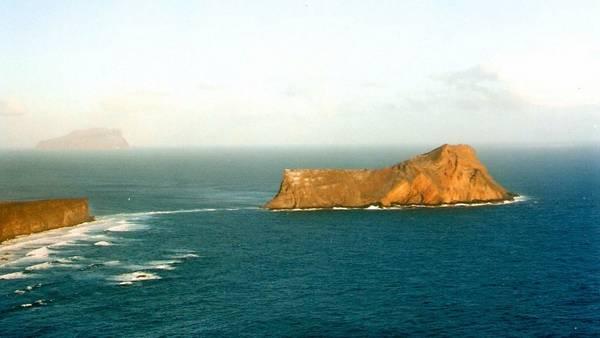 Las islas Desventuradas, a casi 900 km de la costa continental, albergarán un parque marino único.