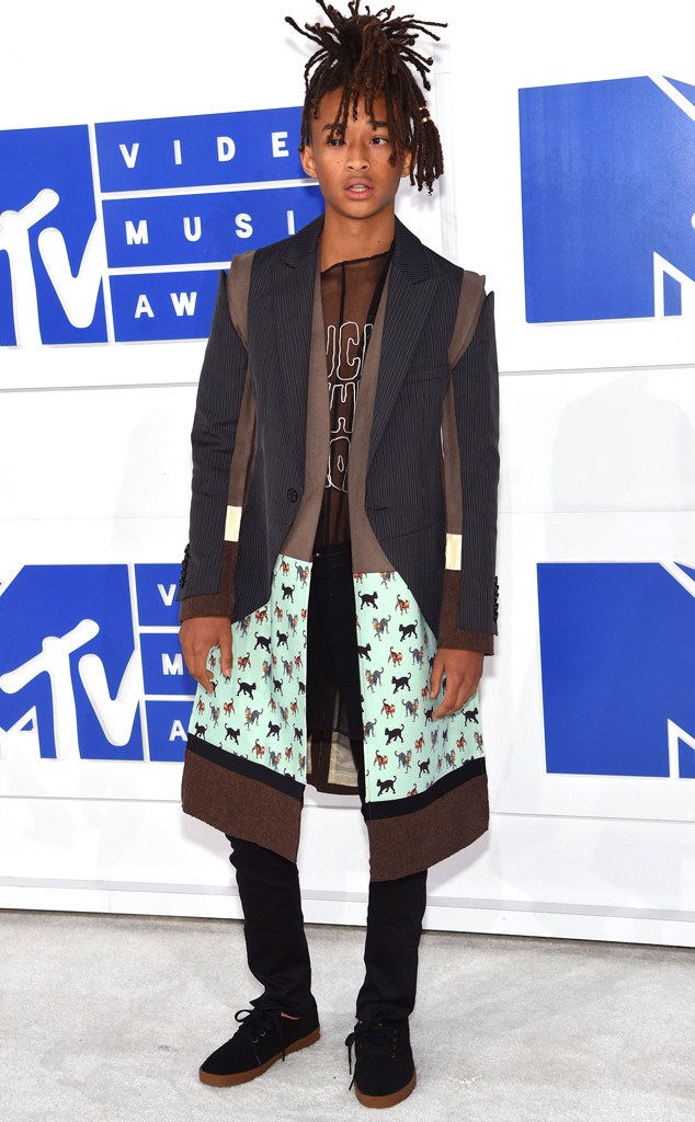 Jaden Smith, 2016 MTV VMAs