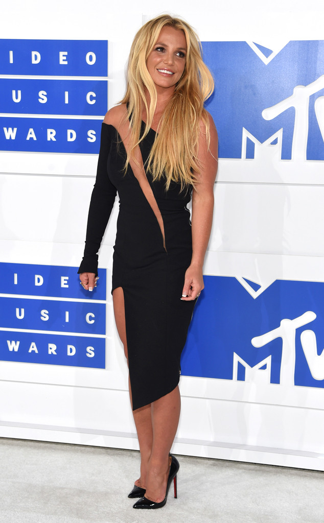 Britney Spears, 2016 MTV VMAs